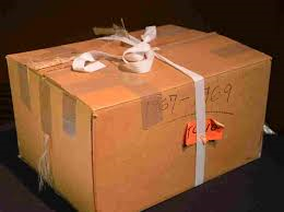 Albert Einstein in a box?
